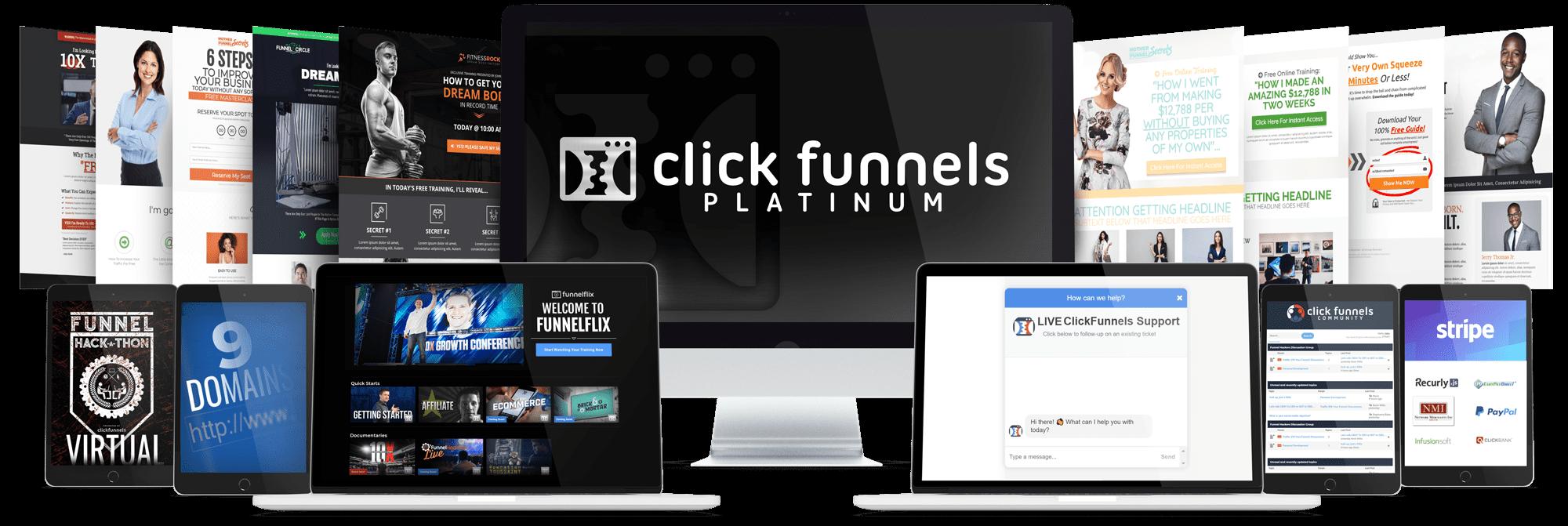 ClickFunnels Marketing Affiliation